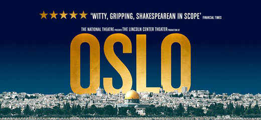 Cast announced for Oslo