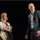 Cast of the West End production of Consent at the Harold Pinter Theatre. Photo credit: Johan Persson.