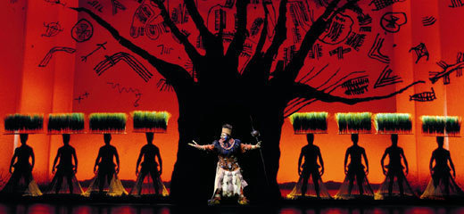 Disney's The Lion King breaks West End box office records