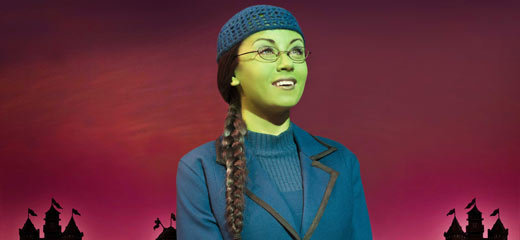 Emma Hatton to star in London's Wicked from February 2015