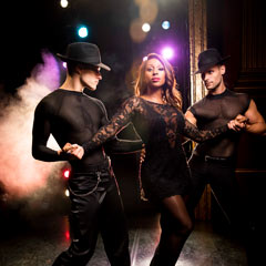 Read More - PHOTOS: First look at Alexandra Burke in Chicago