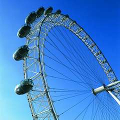 Book The London Eye + Lunch Cruise Tickets