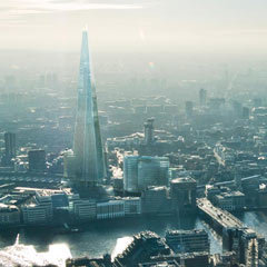 Book The View from the Shard + Fish & Chips Tickets