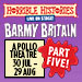 Book Horrible Histories: Barmy Britain - Part Five! Tickets