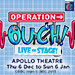Book Operation Ouch! Live On Stage Tickets