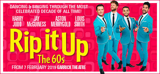 Rip it Up - The 60's