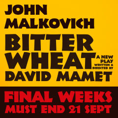 Book Bitter Wheat Tickets