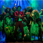 The cast of Thriller Live at the Lyric Theatre, London