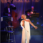 Liza Pulman in Liza Pulman sings Streisand at the Lyric Theatre, London. Photo Credit: Bob Berry