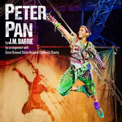 Book Peter Pan - Open Air Theatre Tickets