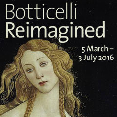 Book Botticelli Reimagined Tickets