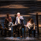 Cast in Come From Away at the Phoenix Theatre