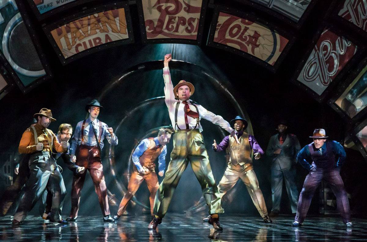 Guys and Dolls Tickets