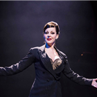 Ruthie Henshall in Chicago at the Phoenix Theatre, London.