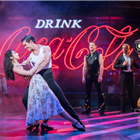 Jonny Labey and Zizi Strallen in the West End production of Strictly Ballroom at the Piccadilly Theatre, London. Photo by Johan Persson