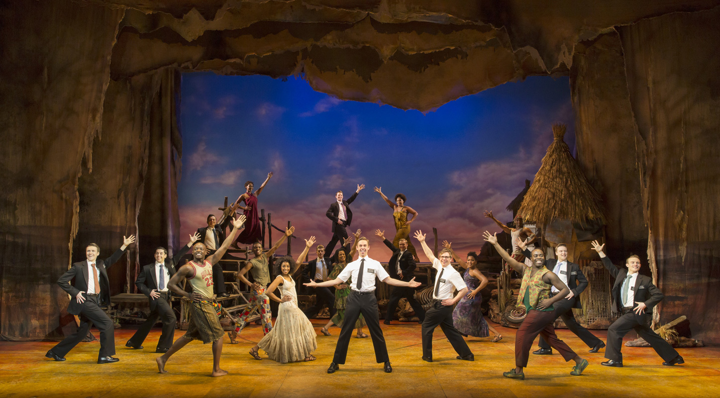 The Book Of Mormon Tickets Prince Of Wales Theatre London
