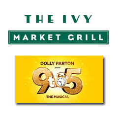 Book Dolly Parton Presents: 9 To 5 The Musical + The Ivy Market Grill - 2 Course Pre Theatre Tickets