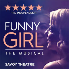 Book Funny Girl Tickets