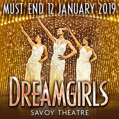 Book Dreamgirls + 2 Course Pre Theatre meal at The Ivy Market Grill Tickets