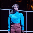 Alexandra Burke in the West End production of Chess at the London Coliseum. Photo credit: Brinkhoff/Moegenburg