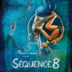 Book The 7 Fingers: Sequence 8 Tickets