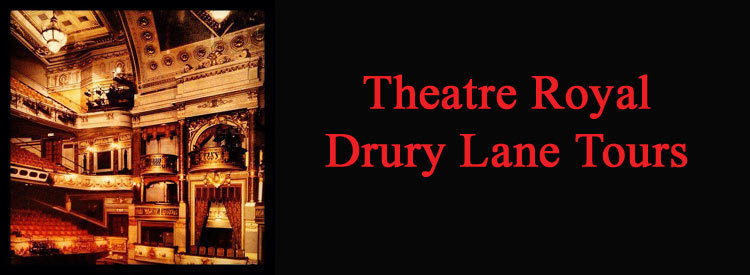Drury Lane Backstage Tour - London Attractions - Contact