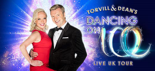 Cast announced for Dancing On Ice: Live UK Tour