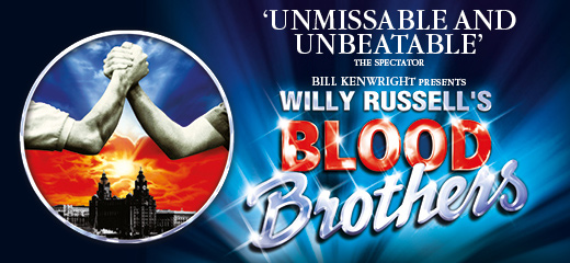 Blood Brothers tickets - the New Wimbledon Theatre