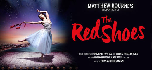 Matthew Bourne The Red Shoes Running Time
