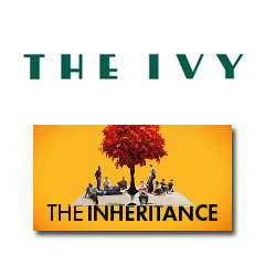 Book The Inheritance Part 2 - The Ivy - 2 Course Post Theatre Tickets