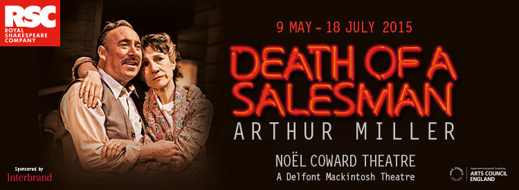 A review of arthur millers the death of a salesman and its characters